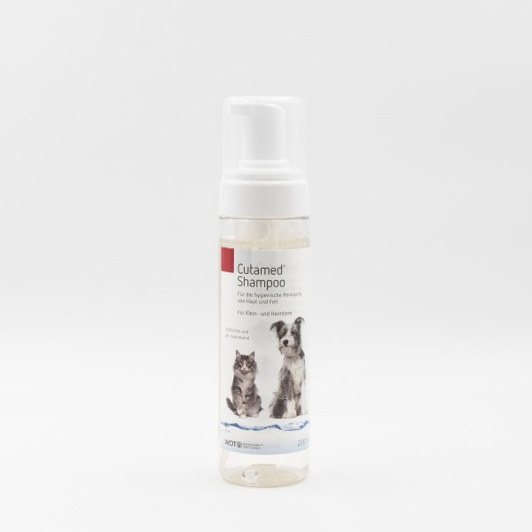 WDT - Cutamed Shampoo