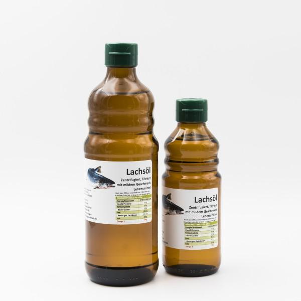 ZdH - Lachsöl in pharmazeutischer Qualität