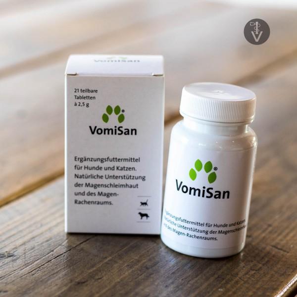 inuvet VomiSan 21 teilbare Tabletten