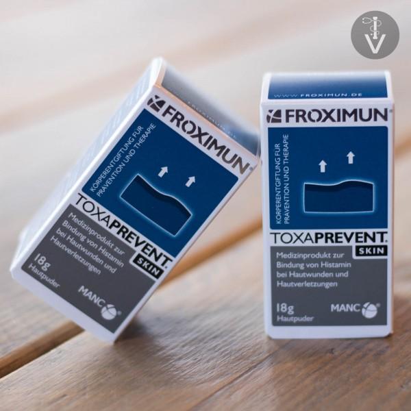 TOXAPREVENT® SKIN Hautpuder
